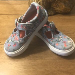 Floral Mary Jane KEDS